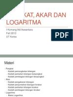 ESPA4122 Matematika Ekonomi Modul 2.ppt