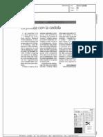 GlobalBond (Corriere Economia, 20/07/2009)