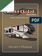 Solitude Owner Manual Rev0613