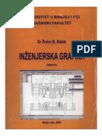 Inzenjerska Grafika - Zivko Babic