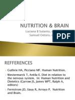 Nutrition & Brain