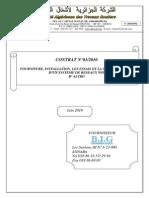 Contrat de Reseaux BIG&Altro