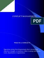 Stiluri - Conflict Management