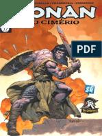 Conan - O Cimerio #00