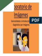 Generalidades en Imagenologia