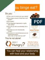 Do You Binge Eat