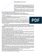 Sistemul Garantarii Obligatiilor in NCC