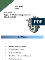 e-waste.ppt