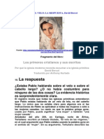 USO DEL VELO, LA RESPUESTA, David Bercot.docx