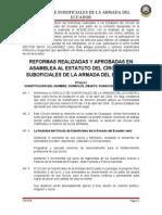 Estatuto de Cirsub Reformado y Aprobado en Asamblea 30-Ene-2014