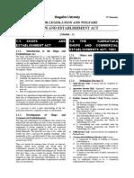 Shops and Establishment Act