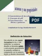 Soluciones y Sus Propiedades- Ph y Poh