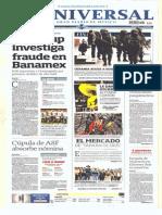 Gcpress Portadas Medios Nacionales Sab 01 Mar 2014