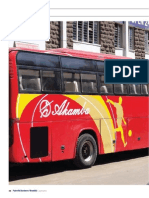 Emergency Brakes for Akamba Bus