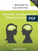 The Secrets to Learning NLP by Lloyd Johnson Copy