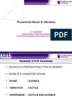 9. Powertrain Noise & Vibration