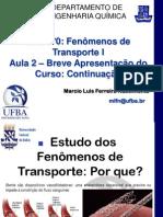 DEQ UFBa ENG370 Aula2 BreveApresentacao Final