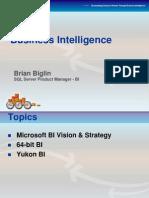 BI Vision - Architecture