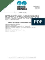 Traducción al francés de la propuesta inicial del Acuerdo Transatlántico de Comercio e Inversiones de la Unión Europea