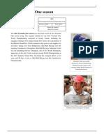 2011 Season of F1 (wikipedia)