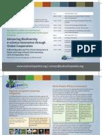 EUBrazilOpenBio workshop flyer