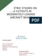 Parametric Study of Moderately Loaded Beams_V1 0