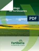 Catalogo Fertil i Zantes 2011