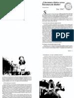Merino, P - Lit clásica versus lit de diseño