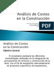 ACC- Clase 1 - Servicios relacionados con la construcción