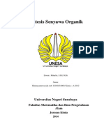 Pengertian sintesis organik