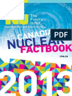 The Canadian Nuclear Factbook 2013
