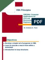 VBA Basics