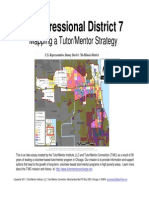 Using Maps to Fill Political Districts with Needed Youth Programs