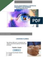 X-Economia Do Conhecimento e a Gestao Dos Conhecimentos Nas Empresas - SPI Lx