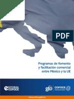 Programas+de+fomento+y++facilitación+comercial+entre+México