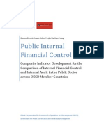 OECD - Public Internal Financial Control Report