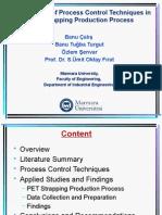 11-C3-Applicability of Process Control Techniques in PET Strapping Production Process-Calis_Firat_Senvar_Turgut