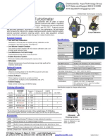 Microtol Online Turbidimeter Brochure