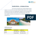 Delightful Thailand Ex Delhi PDF