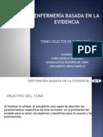 ENFERMERÍA BASADA EN LA EVIDENCIA-CORREGIDA