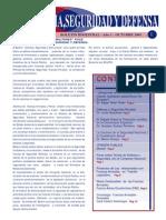 BOLETIN Democracia Seguridad Defensa 01