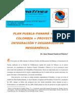 Plan Puebla Panamá-Plan Colombia