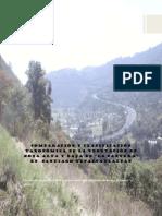 Rreporte Final de Investigacion Del Bosque de Encinos