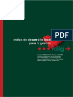 02 Indice de Desarrollo Local Para La Gestion