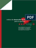 02 Indice de Desarrollo Local Para La Gestion