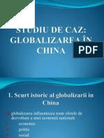Studiu de Caz China