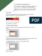Manual básico DIALux ver4.7.5.2 (por)