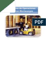 Guia Del Curso de Operaciones Con Montacargas