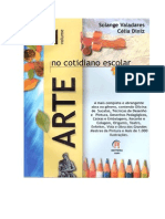 Arte No Cotidiano Escolar Vol 1 Ensino Fundamental 1