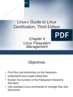 Linux Certification Ch. 4 PPT